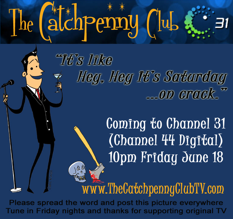 Catchpenny-Club-TV