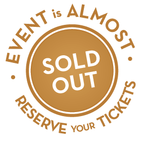 Event-almost-sold-out