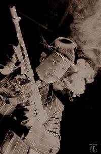 Al_capp_smoking_gun